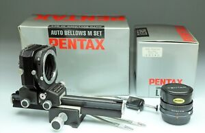 PENTAX-SMC-M-BELLOWS-100-4-PENTAX-AUTO-BELLOWS-M-SET