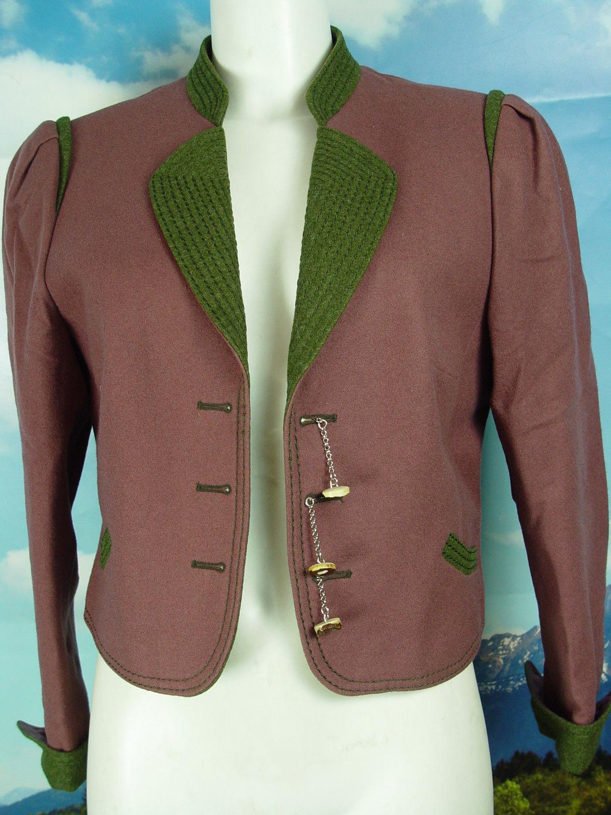 NEUF Cintreé Christa modes Loden-Janker veste 152 costumes veste Größe 42