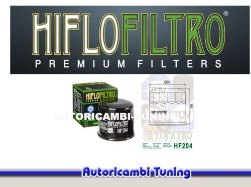 FILTRO OLIO MOTO HF204 Yamaha FZ6 Fazer S2 600 cc anni 2007-2010