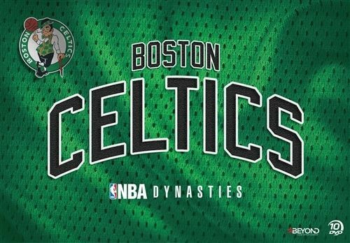 1 of 1 - NBA Dynasties - Boston Celtics (DVD, 2016, 10-Disc Set) NEW SEALED