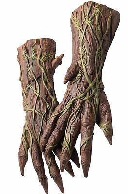 Groot Hands Claws Costume Guardians of the Galaxy Movie Marvel Comics