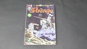 COMICS-FRANCE-STRANGE-N-167-LUG-1983