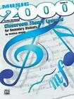 Music 2000 -- Classroom Theory Lessons for Secondary Students, Vol 2: Student Workbook by Donald Moore (Paperback / softback, 1996)