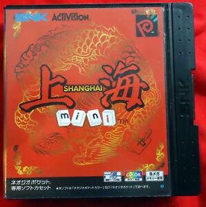 Shanghai-Mini-Mahjong-NEOP00400-NeoGeo-Neo-Geo-pocket-Color-JP