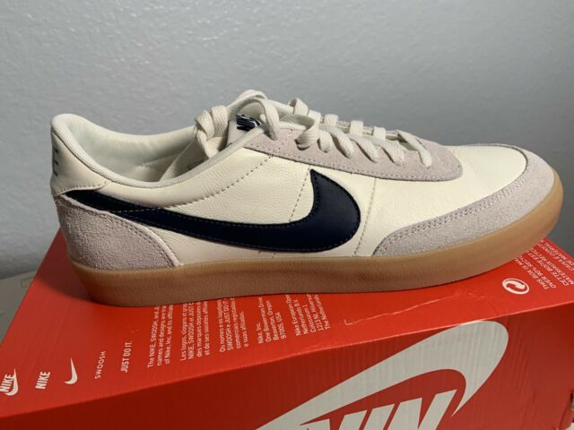 hasta ahora cansada vena  Nike Killshot 2 SNEAKERS J Crew Leather Sail Navy Gum Sz 9.5 432997 107 for  sale online   eBay