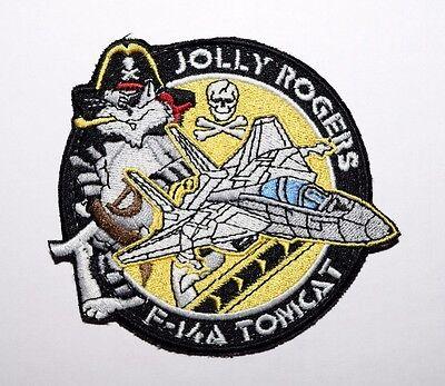 Exclusive VF-84 Navy AJ 207 Grumman F-14 Tomcat Sticker 1Packs 1PC Rare