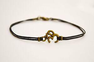 Image Is Loading Om Bracelet For Men 039 S