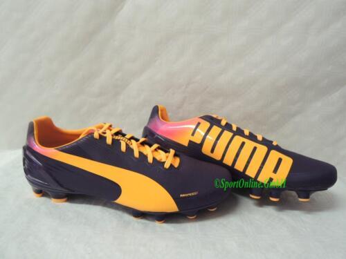 Schuhe NEU Puma evoSPEED 3.2 FG Größe 40 Nocken Fußballschuhe 102864-02