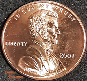 1989 D Lincoln Memorial Penny ~ Uncirculated Cent from Bank Roll