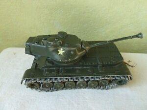 Char Blindé Général Patton M47 Solido Radioguidé À Restaurer