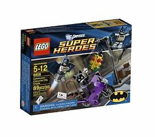 LEGO® Super Heroes Catwoman Catcycle City Chase Play Set 6858 NEW NIB Retired