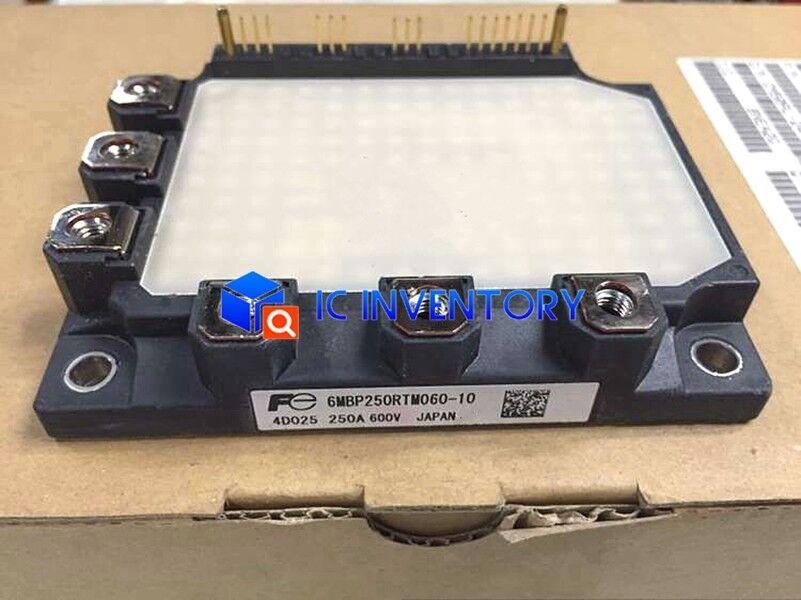 Fuji 6MBP250RTM060-10 módulo Fuente de alimentación alimentación alimentación de 1PCS nuevo 100% garantía de calidad 23d070