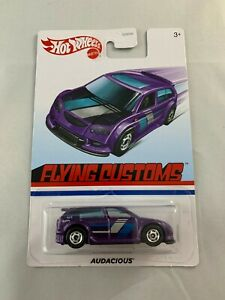 Hot-Wheels-Target-ONLY-Flying-Customs-Audacious-BOXED-SHIPPING