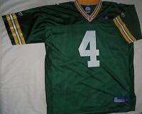 Nfl : Green Bay Packers Favre Reebok On Field Jersey Size Xxl -