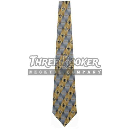 New Orleans Saints Ties Mens Saints Necktie Licensed Neck Tie NWT