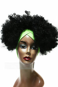 Phenomenal New Born Free Chade Jumbo Effy Afro Puff Ponytail With Combs And Hairstyle Inspiration Daily Dogsangcom