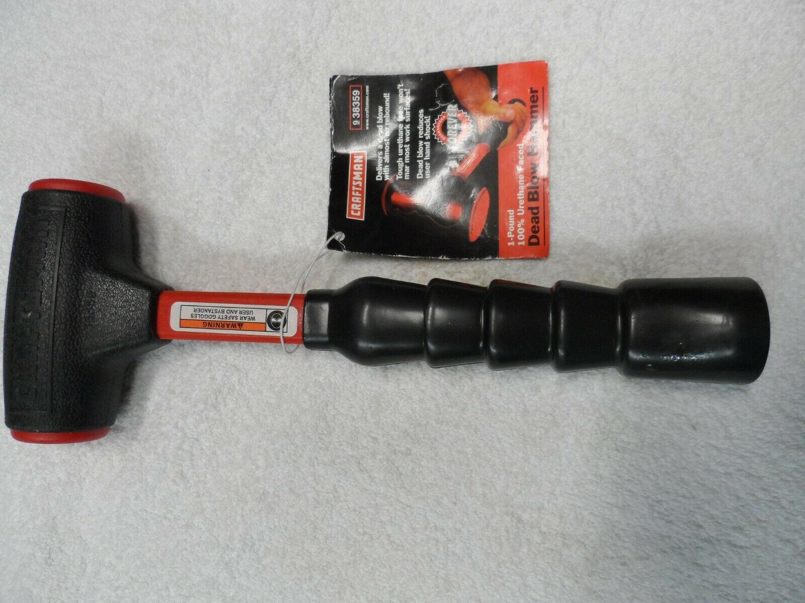 Craftsman Usa Made 3 Pound Dead Blow Hammer 38395 For Sale Online Ebay Sold by outfittercountry an ebay marketplace seller. craftsman 1 pound 1 lb dead blow hammer made in usa part 38359