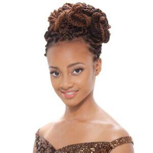 Janet Collection Synthetic Braiding Hair Afro Twist Braid Marley Braid Ebay