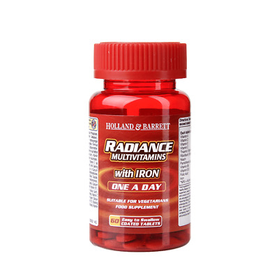 Red film coated tablets of Multi Vitamins and Minerals, anti..