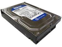 """Western Digital 320GB Internal 7200RPM 3.5"""" (S6470392) Hard Drives"""