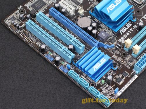 Original ASUS P5G41T-M LX V2 Intel G41 Motherboard LGA 775 DDR3