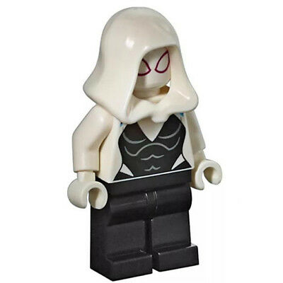 Spider-Gwen sh543 From 76115 Marvel Minifig New Lego Super Heroes Ghost Spider