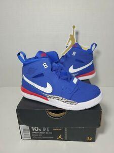 size 40 5e3bb e8926 Details about Air Jordan Legacy 312 (Toddler) Blue/White Pistons AT4055-416  Size 7c