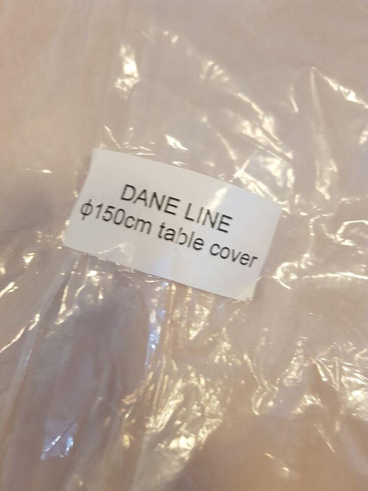 Andet, Dane-Line overtræk / cover til rundt havebord ø150