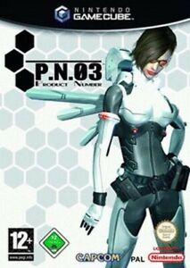 Nintendo-GameCube-Spiel-P-N-03-Spiel-Product-Number-03-mit-OVP