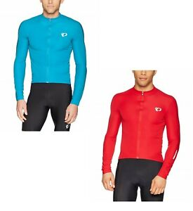 NWT-Pearl-Izumi-2018-19-Men-039-s-Select-Pursuit-Long-Sleeve-Cycling-Jersey-11121826
