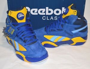 47795e89280 New Reebok Shaq Attaq Pump Packer 50 Official Friends of the Program ...