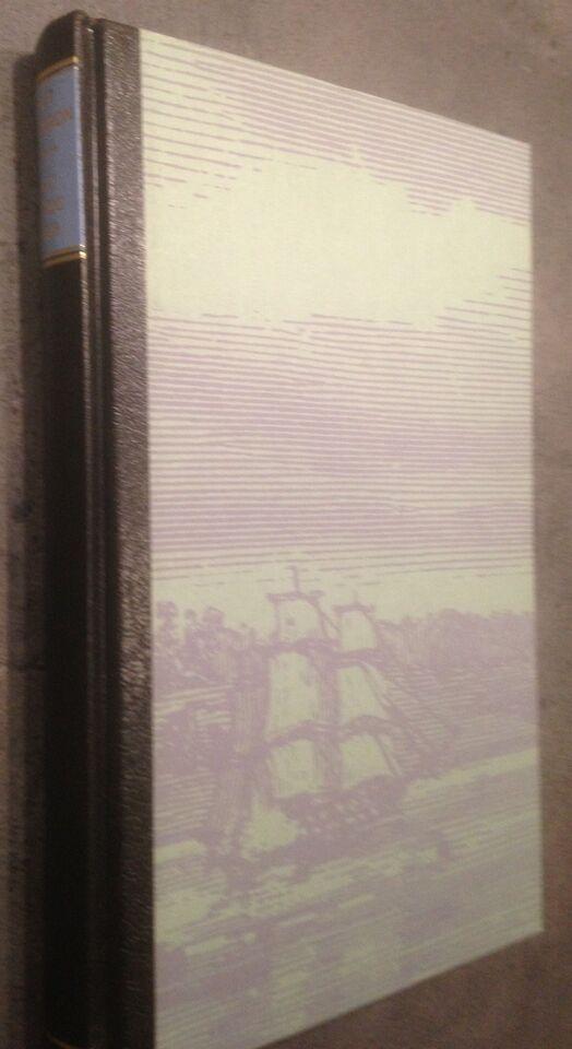 Det hvide skib, Ian Cameron, genre: krimi og spænding
