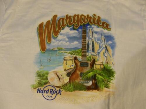 HARD ROCK CAFE MARGARITA CITY T-SHIRT size XL or XXL