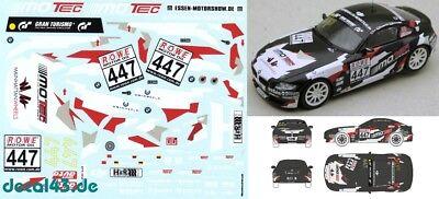 Marchal Champion 1:43 Decal Abziehbild Motorsport Sponsoren Bogen No.13 Bosch