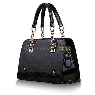 HOT! Women Handbag Shoulder Bags Tote Purse PU Leather Lady Messenger Hobo Bag
