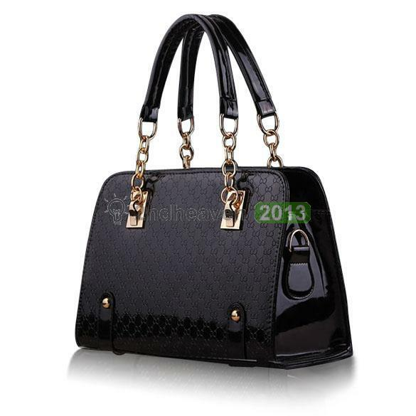 HOT! Women Handbag Shoulder Bags Tote Purse PU Leather Lady Messenger Hobo Bag