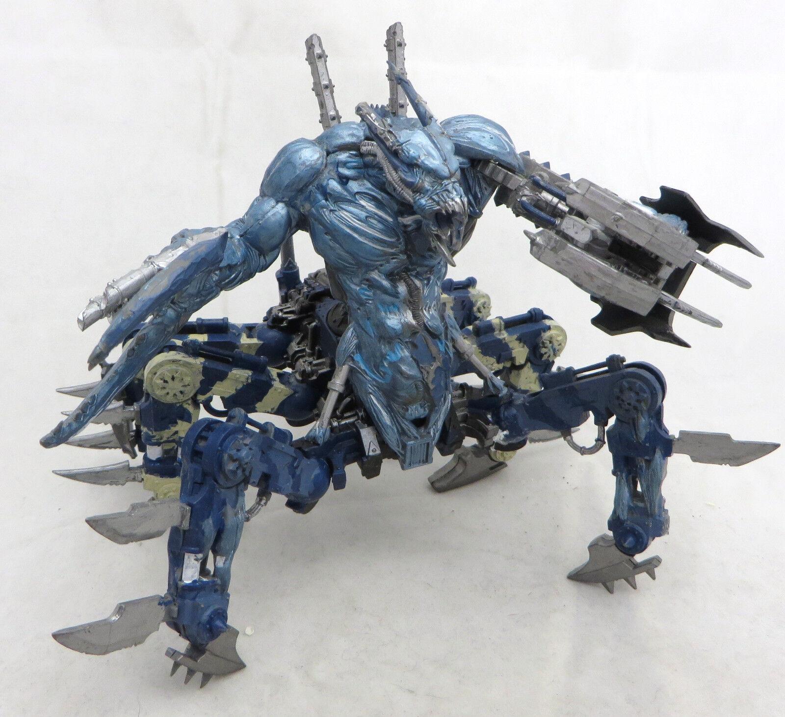 Warhammer 40K Chaos démon Demon soulgrinder Boîtes peintes thème