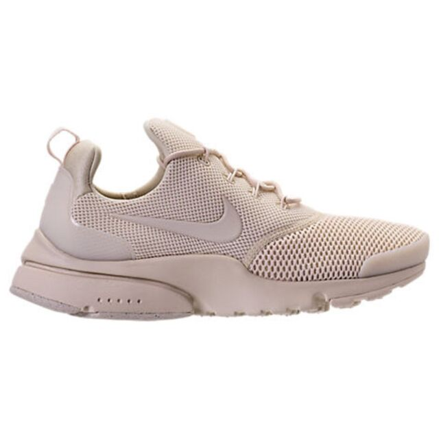 Authentic NIKE Presto Fly Oatmeal Beige 910569 100 Running Shoes Women size