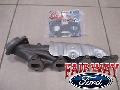 04 thru 10 F150 OEM Ford RH Exhaust Manifold Kit w// Gaskets /& Hardware 5.4L 3V