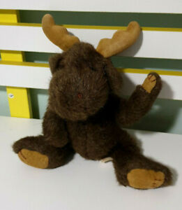 Mary-Meyer-Moose-Soft-Plush-Children-039-s-Animal-Toy-30cm-Tall