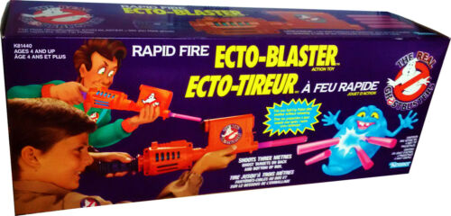 MISB!! The Real Ghostbusters Ecto-Blaster™ Vintage 1986 Collectible New