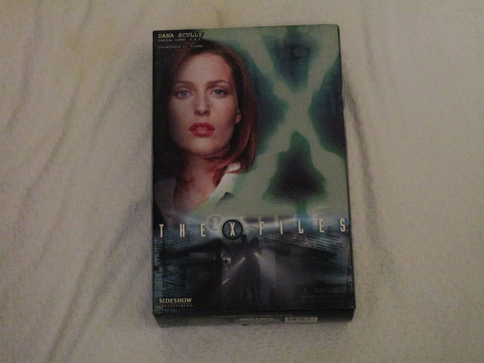 Sideshow Collectibles X-Files Special Agent F.B.I. Dana Scully Autopsy Variant