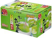 Ito En Oi Ocha Japanese Green Tea, Macha Blend, Pack Of 100 [japan Import], New, on Sale