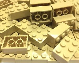 YELLOW 2x3 Brick 25 Pieces Per Order LEGO 3002