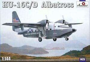 GRUMMAN-HU-16C-D-ALBATROSS-USAF-1-144-AMODEL-1423