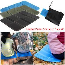 1x Foldable Camping Foam Seat Cushion Sitting Mat Outdoor Hiking Picnic P TDUK