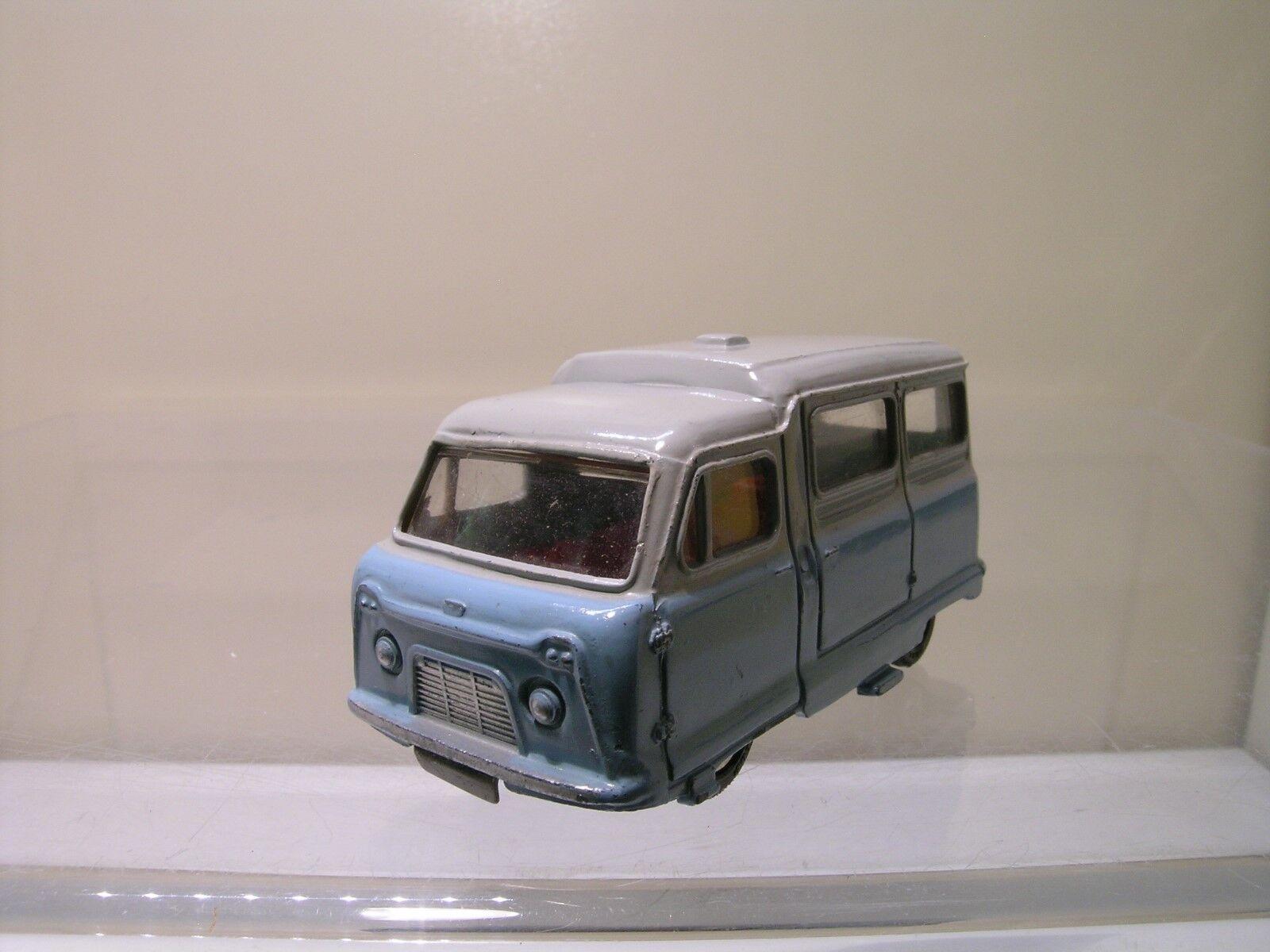 DINKY TOYS UK 295 STANDARD KENEBRAKE KENEX BUS bleu gris  NEAR-MINT SCALE 1 43  édition limitée chaude