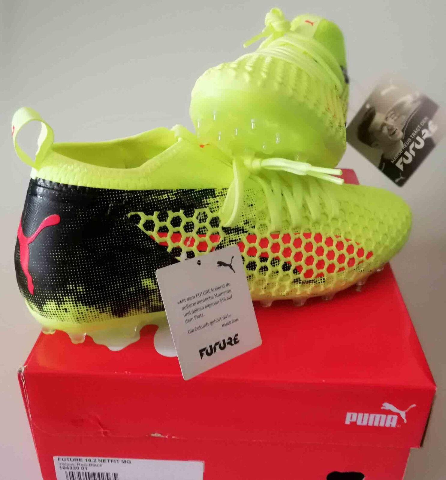 PUMA Scarpe Future 18.2 Mg Scarpe PUMA Calcio Tg 44,5 NUOVO df530f