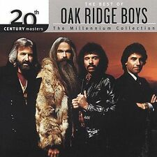 The Oak Ridge Boys : 20th Century Masters The Millennium Collection Best of CD