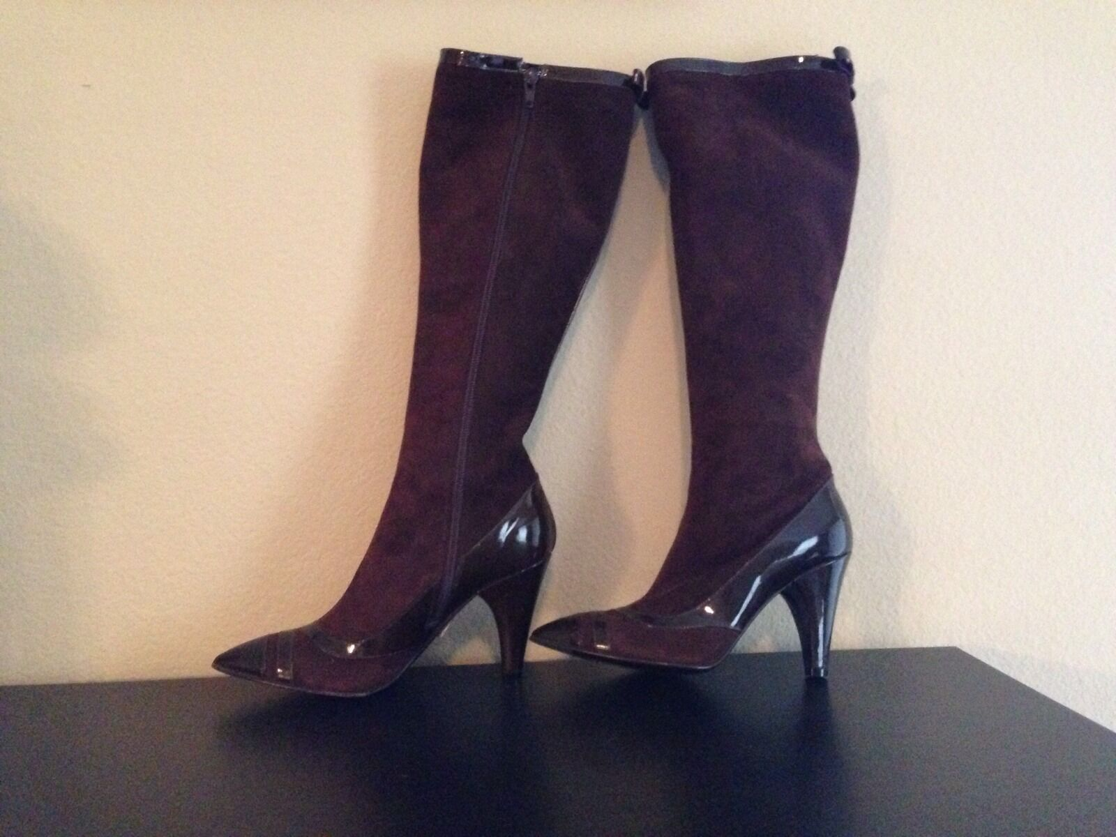 Marc by Marc Jacobs Suede Leather Boots